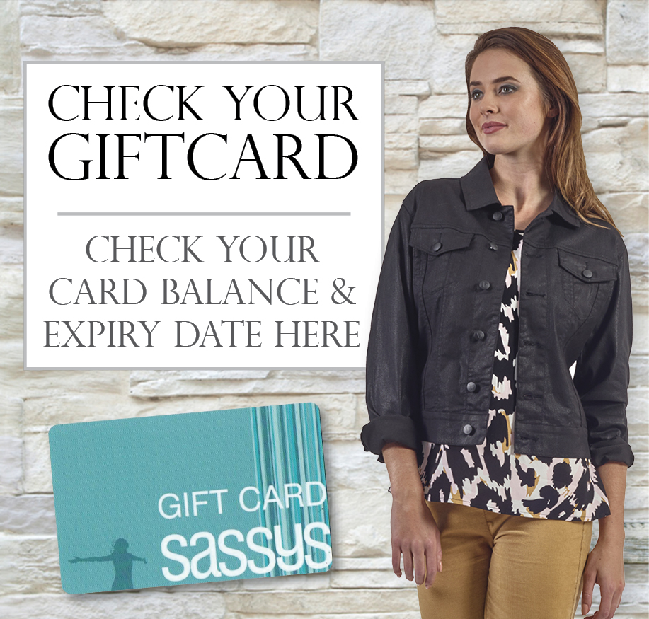 Check your giftcard