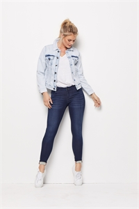 Hornsey Denim Jacket-new-london-Sassys